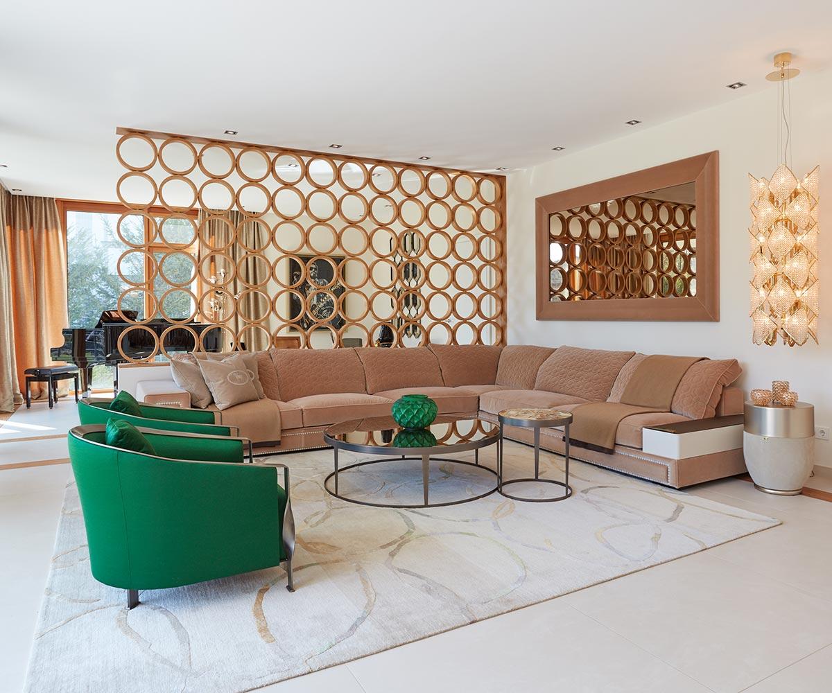 Wohndesign – Wohnzimmer